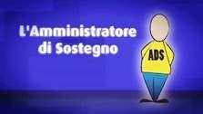Ecco il Video di Promozione dell'Amministrazione di Sostegno!